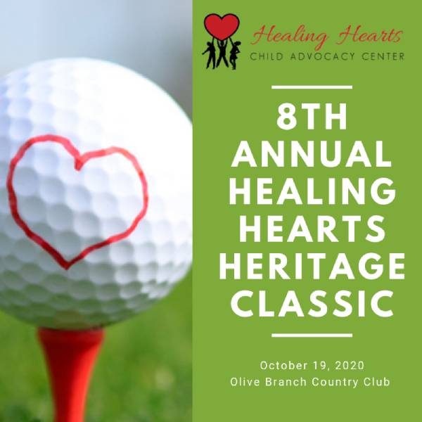 8th Annual Healing Hearts Heritage Classic Golf Tournament
