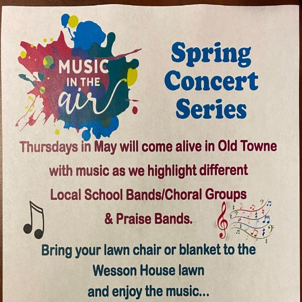 Olive Branch Old Towne Spring Concert Series
