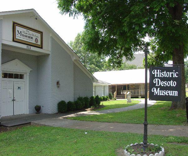 DeSoto County Museum
