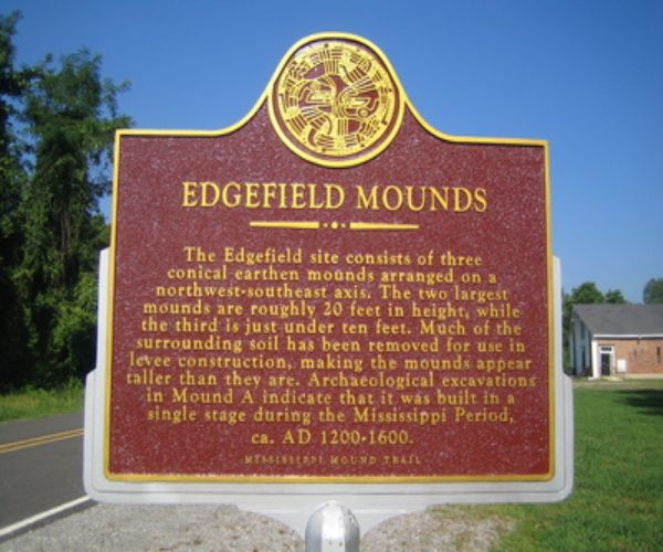 Mississippi Mound Trail Edgefield Mounds