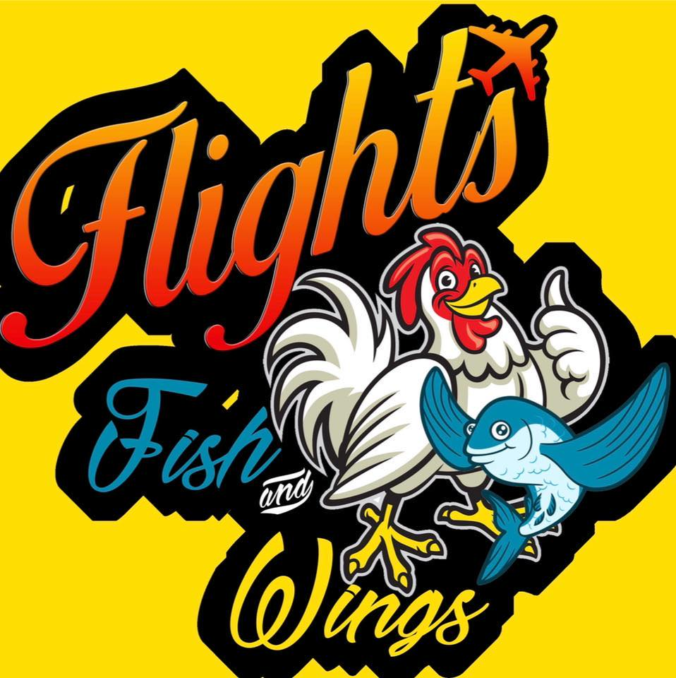 Flights Fish and Wings Restaurant