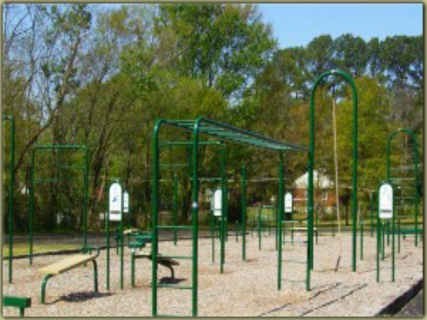 Hernando Sports & Fitness Park (Milton Kuykendall Park)