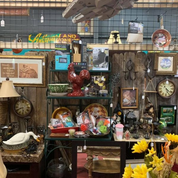 The Haystack Indoor Market