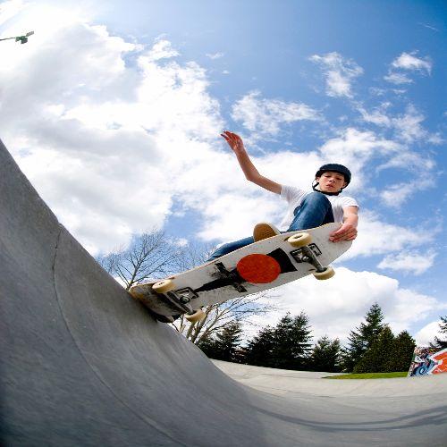 Latimer Lakes Skate Park