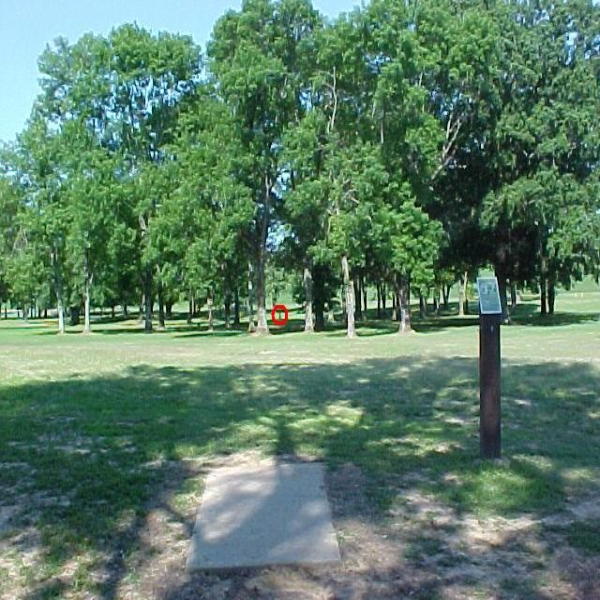 Lost Indian Spring Disc Golf