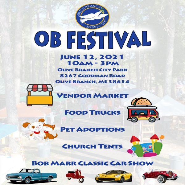 First Annual OB Festival / Bob Marr Classic Car Show