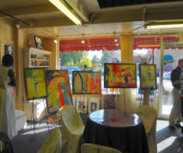Painted Pigeon Gallery and Gifts