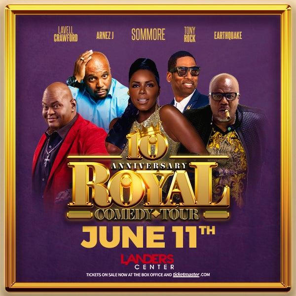 Royal Comedy Tour