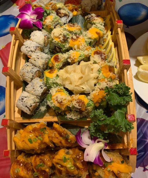 Saki Endless Sushi and Hibachi