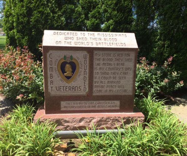Southaven Veterans Monument