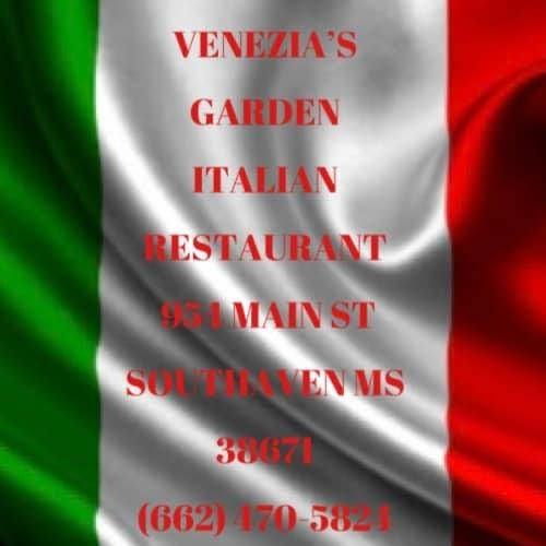 Venezias Garden Italian Restaurant