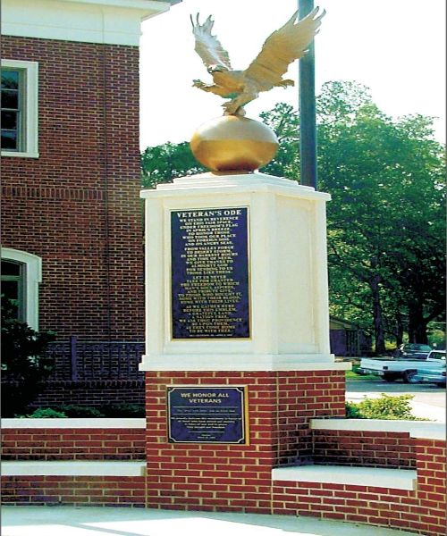 Olive Branch Veterans Monument