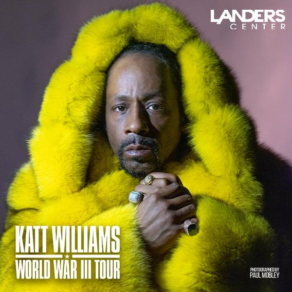 More Info for Katt Williams: World War III Tour