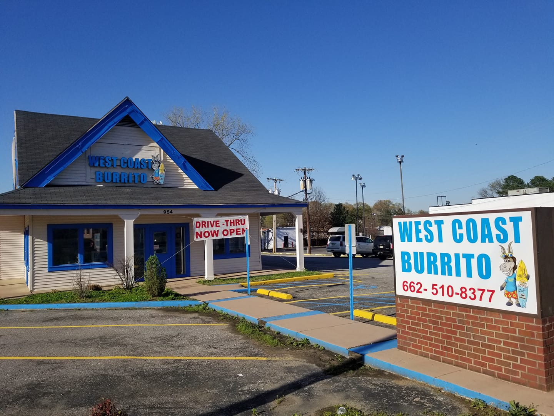 West Coast Burrito