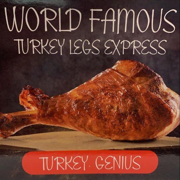 World Famous Turkey Legs Express