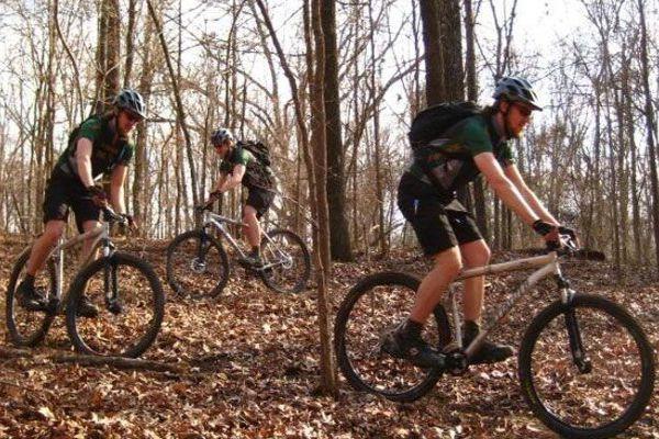 Bayou Point Mountain Bike Trail