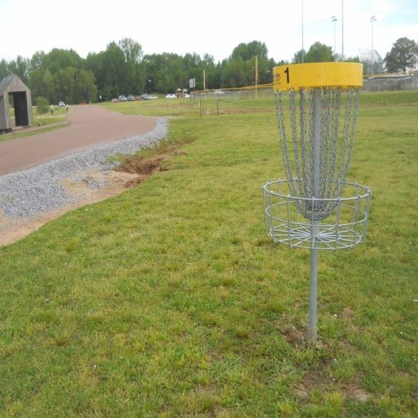 Latimer Lakes North Disc Golf